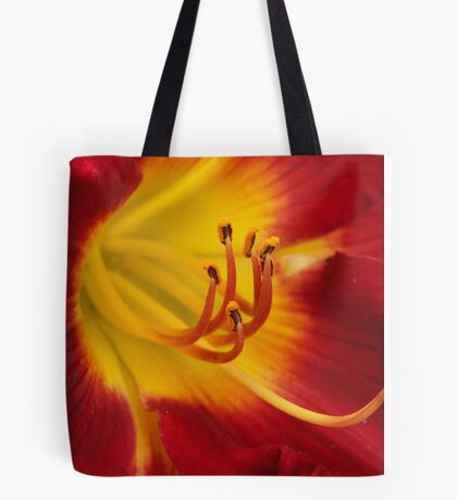 Breathless Beauty Daylily Tote Bag