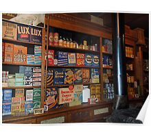 The Old General Store Museum..... Poster
