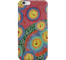 Splashes in Bubbles iPhone Case/Skin