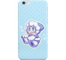 Smiling Iceman iPhone Case/Skin
