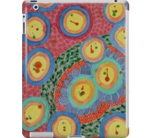 Splashes in Bubbles iPad Case/Skin