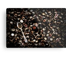 spoon fed Metal Print