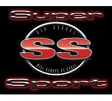 Super Sport 3 Photographic Print