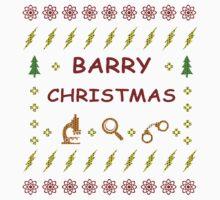 Barry Christmas One Piece - Short Sleeve