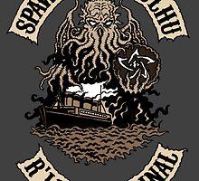 Spawn of Cthulhu - R'lyeh Original by Azhmodai