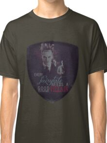 Every fairytale needs a good old, old-fashioned villain. Classic T-Shirt