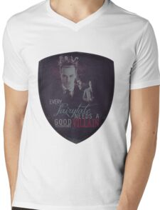 Every fairytale needs a good old, old-fashioned villain. Mens V-Neck T-Shirt
