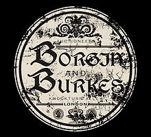 Borgin and Burkes by theartofm