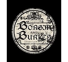 Borgin and Burkes Photographic Print