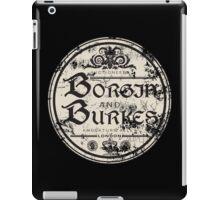 Borgin and Burkes iPad Case/Skin