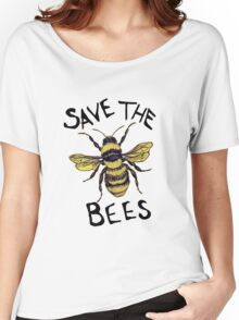 Bees Women's Relaxed Fit T-Shirt