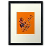 Martial Arts - Way of Life #7 Framed Print