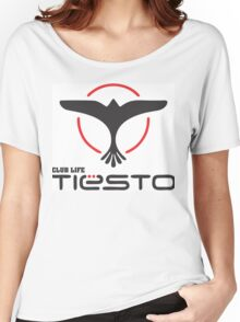 Tiesto Club Life Women's Relaxed Fit T-Shirt