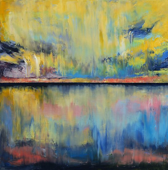 Tropical Rain by Michael Creese