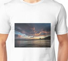 Dusk on the Croatian Coast  Unisex T-Shirt