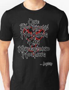 Kingdom Hearts: Ansem quote T-Shirt