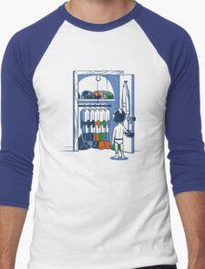 The Morning Routine Men's Baseball ¾ T-Shirt