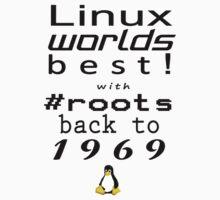 Linux Worlds Best T-Shirt
