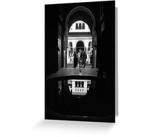 Alhambra Reflections Greeting Card