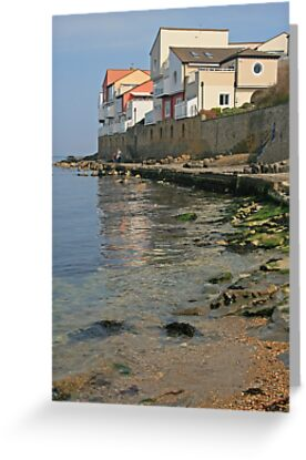Sea View, Swanage by RedHillDigital