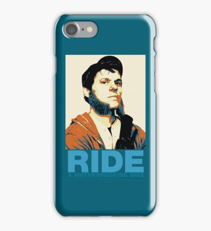 Ride a Motherf**king Bike iPhone case iPhone Case/Skin