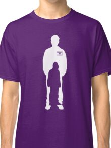 mr robot shilouette Classic T-Shirt