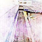 Southampton railway station by DARREL NEAVES