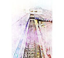 Southampton railway station Photographic Print