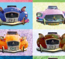 Citroen CV2 Sticker