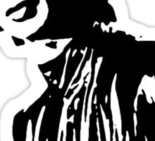 Devil Girl From Mars Sticker