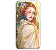 Sleeping Warrior iPhone Case/Skin