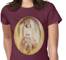 The Keeper Of Memories Womens Fitted T-Shirt