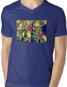 Low Hanging Fruit Mens V-Neck T-Shirt
