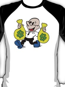 Community Dean with Money T-Shirt