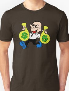 Community Dean with Money T-Shirt