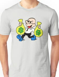 Community Dean with Money Unisex T-Shirt