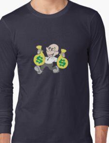 Dean Pelton Success! Character Long Sleeve T-Shirt