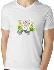 Dean Pelton Success! Character Mens V-Neck T-Shirt