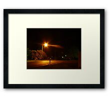 Ashendon Street Framed Print