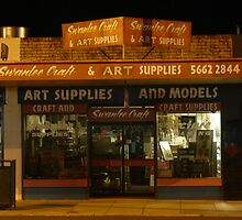 Art Supplies by Joan Wild