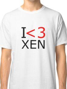 I <3 Xen Classic T-Shirt