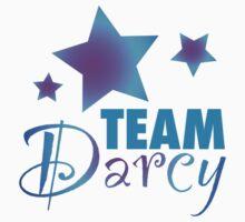 Team Darcy Stars One Piece - Short Sleeve