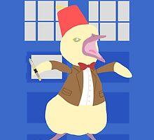 12th Ducktor by jen-foxworth