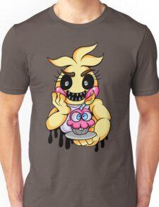 Graffiti Toy Chica Unisex T-Shirt