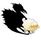 You little sheep II by Koekelijn