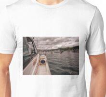 Wet Wheels Boat Trip, Dartmouth Unisex T-Shirt
