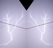 Lightning Art 10 by dge357