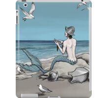 Merman with Armour iPad Case/Skin