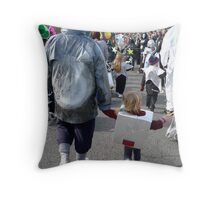 St Pats Day Throw Pillow