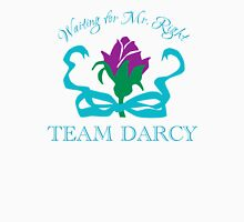 Team Darcy Mr. Right Womens Fitted T-Shirt